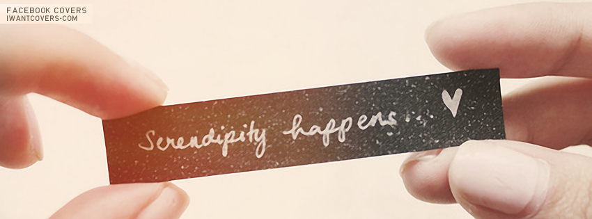 Serendipity-Happens