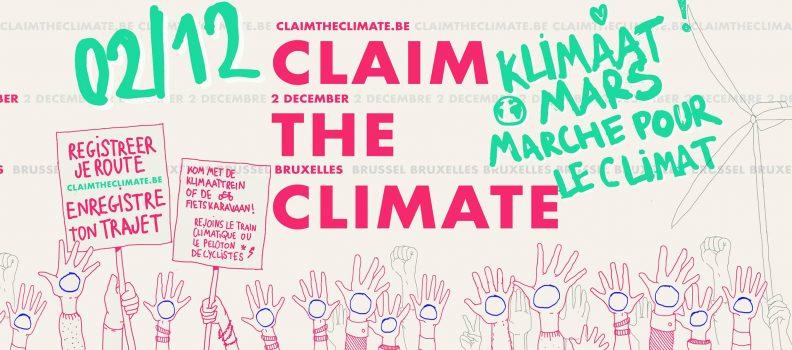A quoi va ressembler ma vie quand je serai adulte? Conversation entre JP van Ypersele et Bo, 12 ans – Rise for Climate