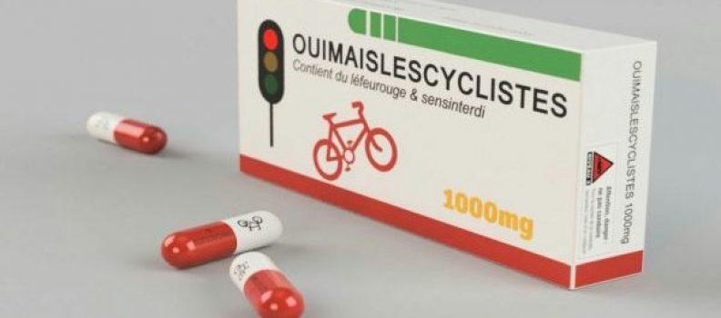 #OuiMaisLesCyclistes – Et si on cassait les idées reçues sur les cyclistes?